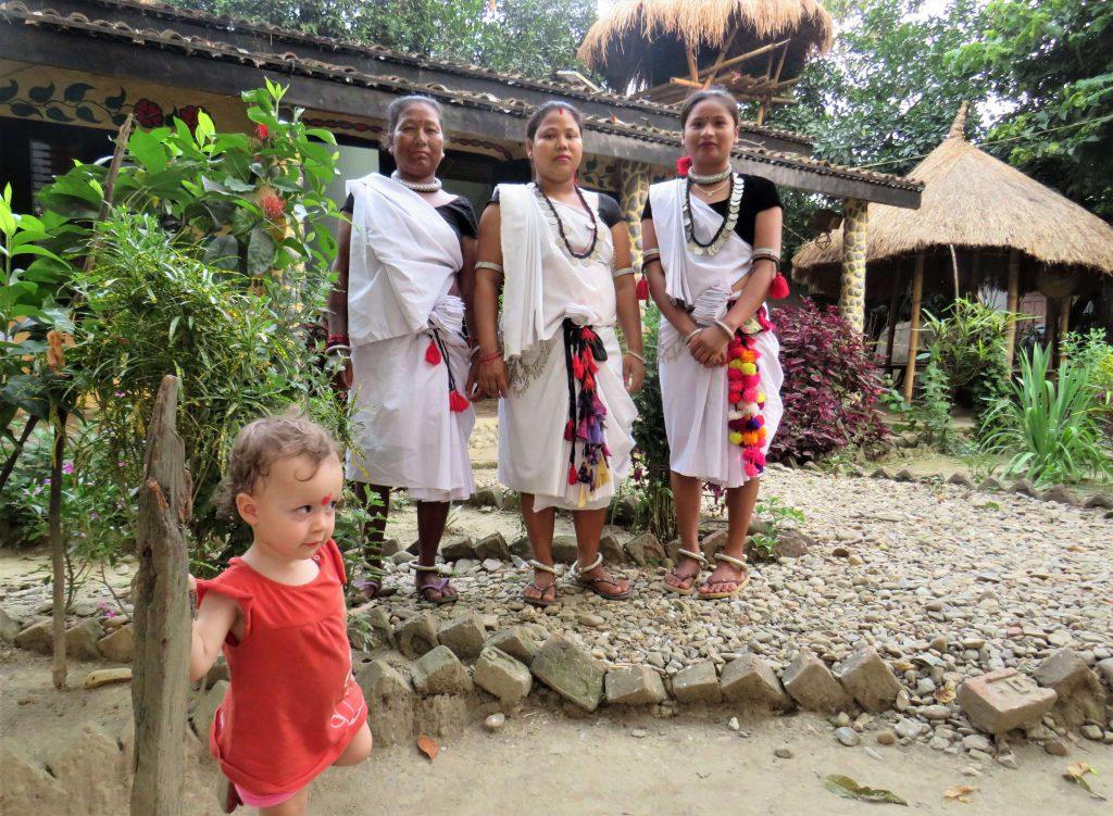 Familiereis Nepal – Tharu Homestay in Chitwan