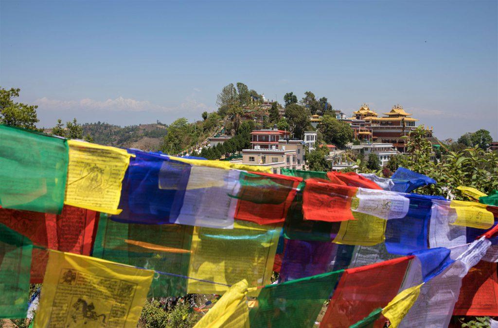Hoogtepuntenreis Nepal – Boeddhistisch klooster in Namobuddha