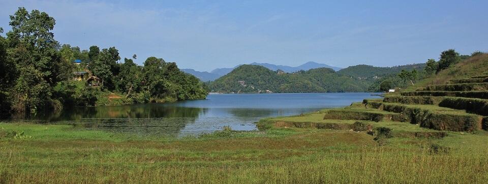 Safari in het Zuiden van Nepal – het Ghodagodi meer
