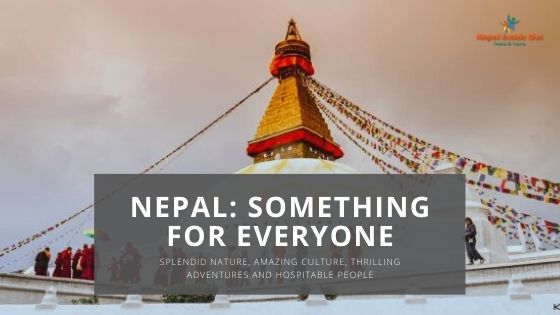 Nepal for everyone : diversity