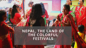Nepal's colorful festivals