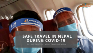 Traveling safe in Nepal during Covid-19