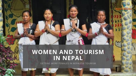 Woman and tourism in Nepal